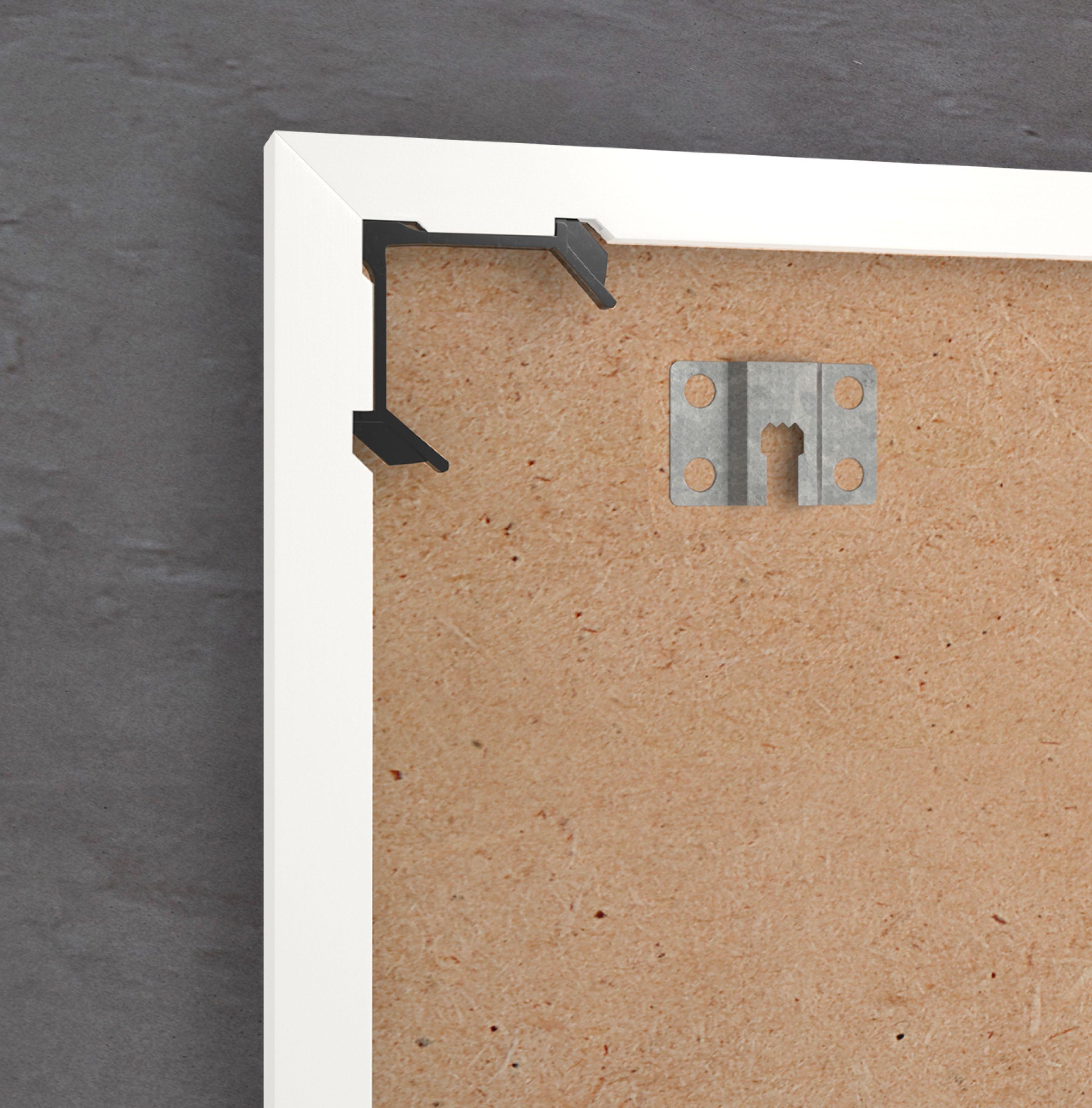 Comment Encadrer Une Toile cadre photo personnalisé : cadre mural pour vos photos | cewe